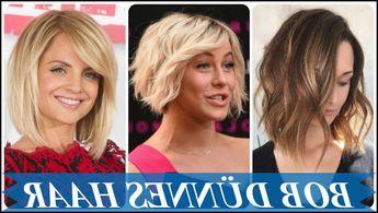 Kurze Lockige Frisuren Für Feines Haar Youtube Kurzhaa