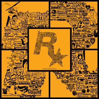 Rockstar Games iPad 1 2 Wallpaper   ID: 30106