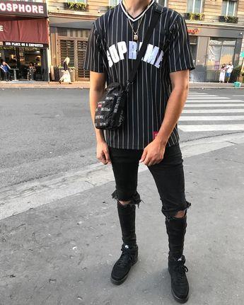 13+ Stunning Urban Fashion Black Ideas