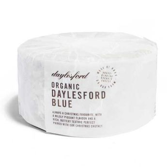 Daylesford - Organic Blue Cheese Truckle