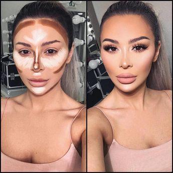 "Makeup: American Beauty Star ⭐️ S-1 (@shimycatsmua) via Instagram: ""Beautiful highlight & Contour by @vanitymakeup """