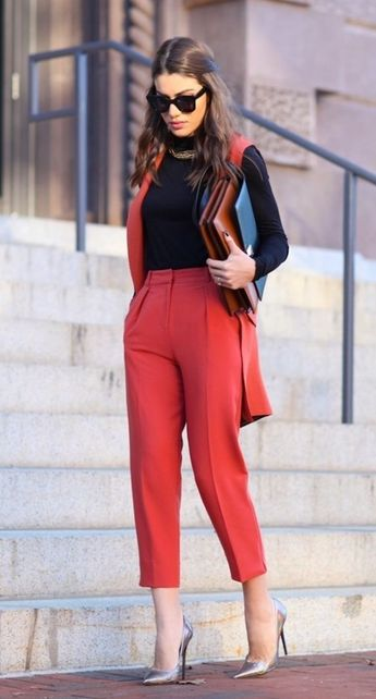 43 Casual Winter Work Outfits Looks Sexy