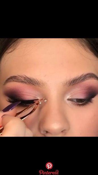 Beautiful Makeup Skills ♥️   Beautiful Makeup Skills ♥️