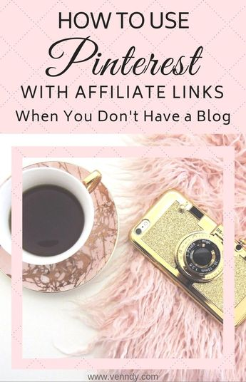 Many believe that a blog is super important for being able to monetize. However, we are seeing more and more Instagram users who are making a living from their social reach without a blog! Likewise on Pinterest, especially since mid-2017, when Pinterest approved the direct use of affiliate links on their site. If you have a large following on social media, and you are considering whether to start blogging or look for other alternatives for making money online, this blog post is for you.