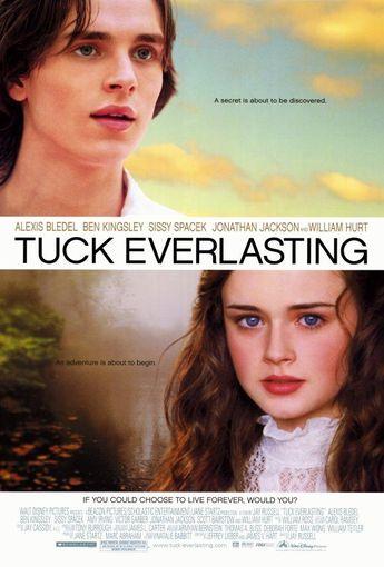 Tuck Everlasting 27x40 Movie Poster (2002)