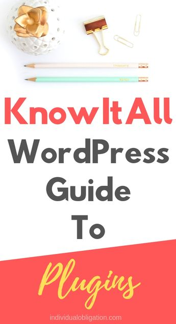 Quick & Easy Guide To: What Are WordPress Plugins?