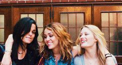 We're. In slo mo cuz that's how the hot girls show up. LOL (2012) miley cyrus, ashley hinshaw, lina esco
