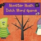 Monster Mash Dolch Word Game