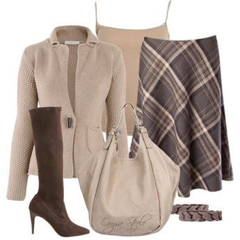 Office Neutrals, created by orysa on Polyvore by rosanne