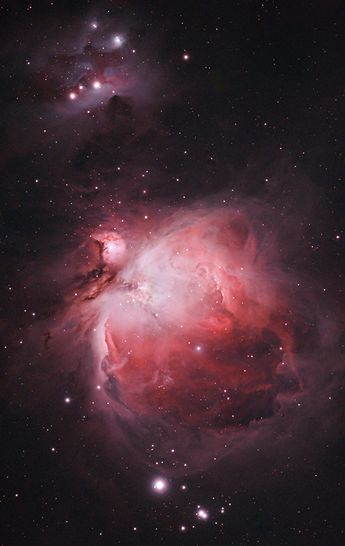 Photographing Orion with a William Optics Fluorostar 132
