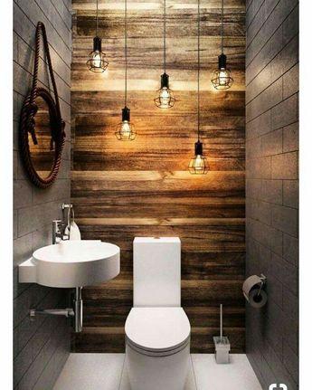 #Industrial #Bathroom #Interiordesign #Industrialstyle #Bathroomstlye #Bathroomdesigns #Ispiration #Lighting