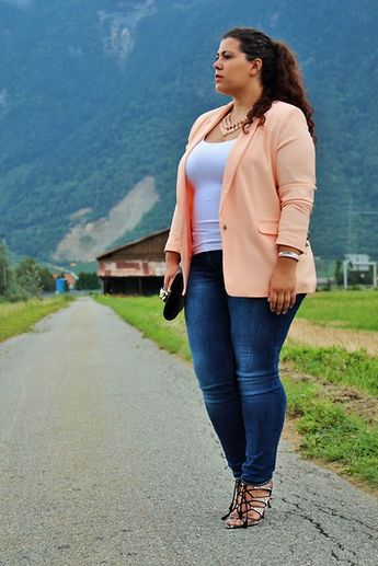 Plus Size Fashion for Women - Ana Nogueira