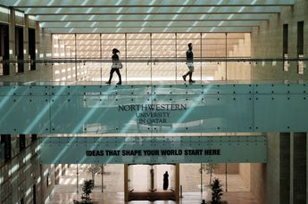 In Qatar's Education City, U.S. colleges are building an academic oasis