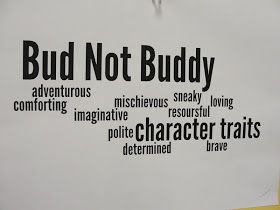 Bud Not Buddy Journal Quickwrite Writing Prompts Power