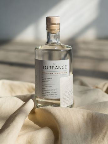 The Torrance Gin Is Bringing The Elegance With a Minimalistic & Chic Look
