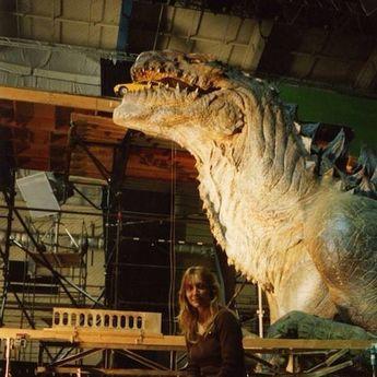 "Operation G: Coming 2019! on Instagram: ""Godzilla 1998 Behind The Scenes! #Godzilla #Godzilla1998"""