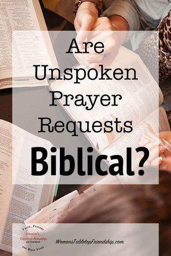 List of unspoken prayer request quotes faith words image ...