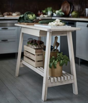 Kitchen Island IKEA Hacks So Creative You've Got to See