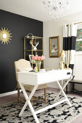 Easy Accent Wall Treatment Ideas