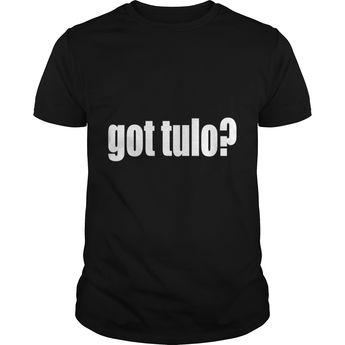 Got Tulo Womens Shirt (blue)