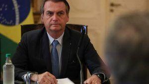'Fui eleito presidente para interferir mesmo', diz Bolsonaro