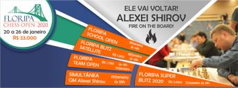 6º Floripa Chess Open volta a reunir mestres do xadrez no Lira Tênis Clube - Notícias - Tudo Sobre Floripa