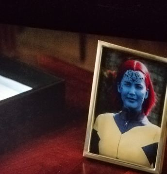 Dark Phoenix. Mystique (Raven Darkhölme). Jennifer Lawrence as Mystique.
