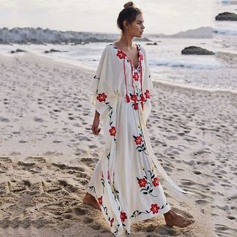 33 Most Popular Bohemian Dress To Be Inspiration for Spring
