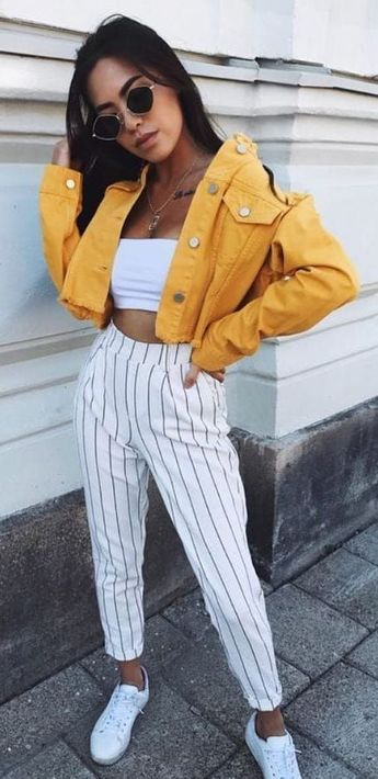 25+ Summer Outfits to Wear Now #fashion #style #summerfashion #summeroutfits #summerstyle #outfits