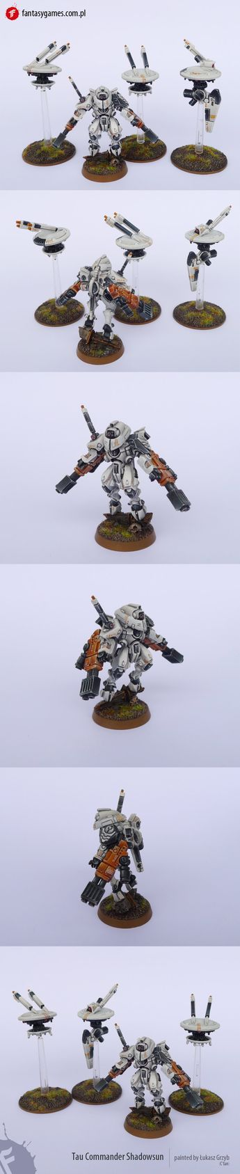Recently shared tau warhammer 40k artists ideas & tau
