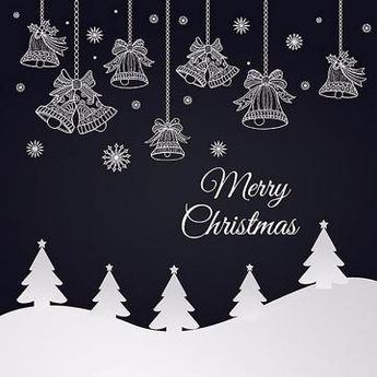 Simple Vector Christmas Backgrounds, Christmas Vector, Merry, Xmas PNG and Vector with Transparent Background for Free Download