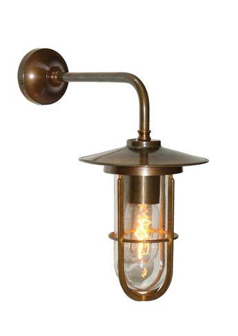 Lena Well Glass Wall Light - Mullan Lighting