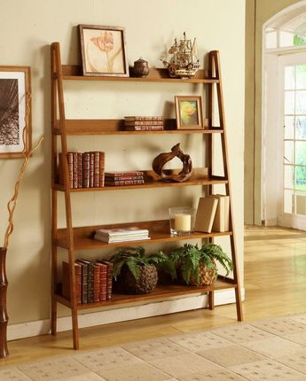 Southern Enterprises Bancroft X Bookshelf