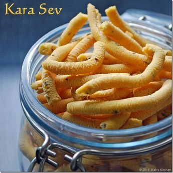 How to make kara sev method