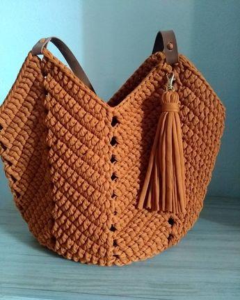 New in☑️ #handmande #moda #trendbag #bag #street #sustentavel #tendência #inspiração #estilo #alphaville #itgirls #itbag #inlove #musthave