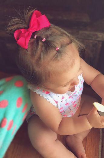 Ideen für Kleinkind-Frisuren