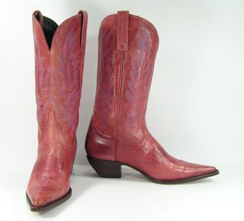 6249525c3be82 vintage frye cowboy boots women's 8.5 M B brown leather wes