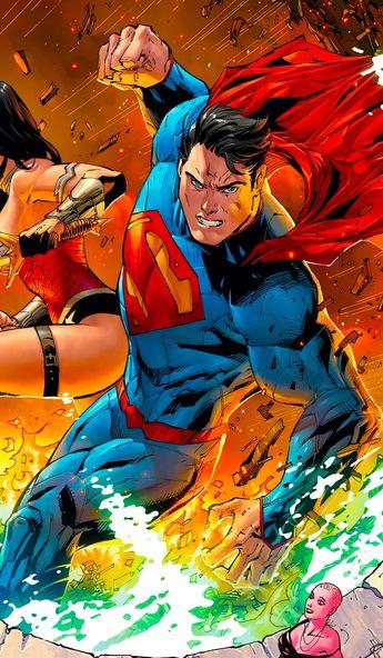 #superman #clarkkent #kalel #manofsteel #wallpapers #dccomics