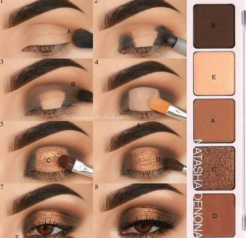60+ Stunning Eyeshadow Tutorial For Beginners Step By Step Ideas - Page 15 of 69