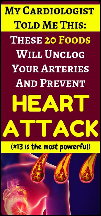 20 Foods That Can Help Unclog Your Arteries And Fight Bad Cholesterol - health and fitness....