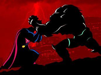 Superman vs Doomsday by DanielGoettig on DeviantArt