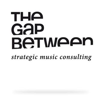 The Gap Between  #branding #logo #storytelling #minimal #typo #typography #music #design