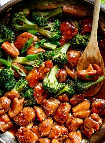 Best Teriyaki Chicken Recipe - YupFoodie