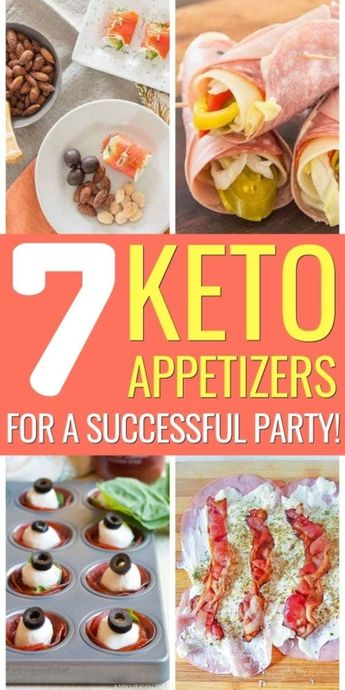 Try These Easy & Delicious Keto Appetizers − Perfect for Parties!