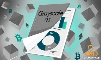 Grayscale Investments' Q3 Report Shows Institutional Investors Are Taking Positions in Bearish Crypto Market | BTCMANAGER