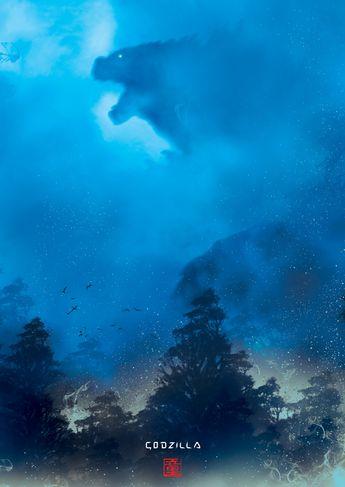 ArtStation - Godzilla, Tong Tong