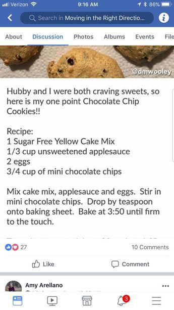 Cake mix cc cookies