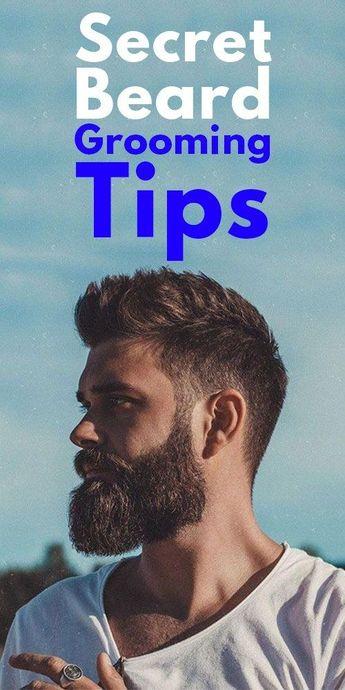 Secrets Unveiled: Few Important Beard Grooming Secrets For Bearded Men!