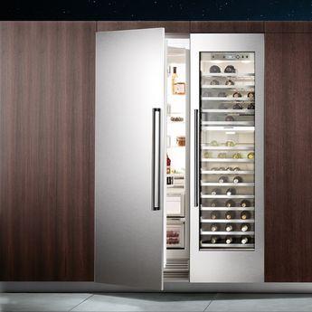 Siemens Built-in vinoThek Wine Cooler