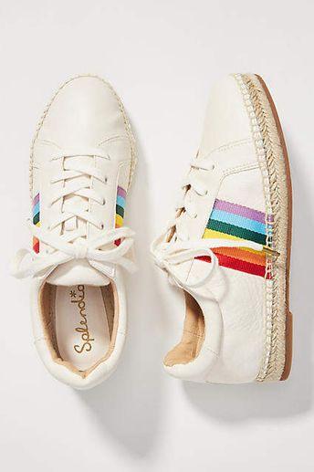 Splendid Rainbow Espadrille Sneakers